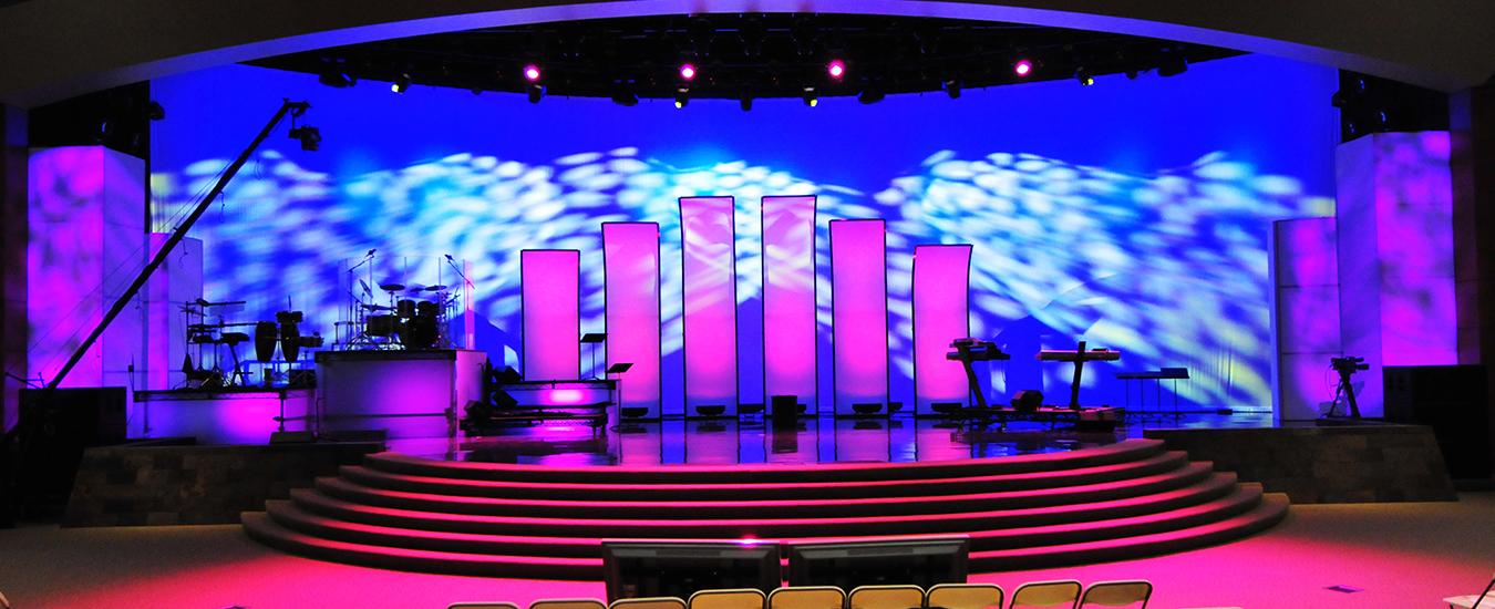 Cottonwood Church - Los Alamitos, California