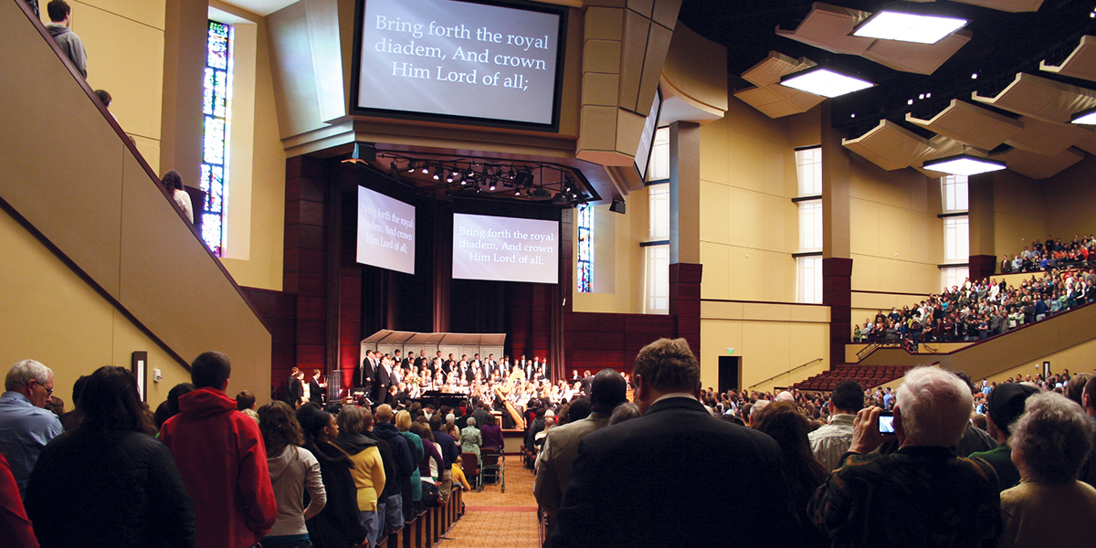 Indiana Wesleyan University Chapel-Auditorium